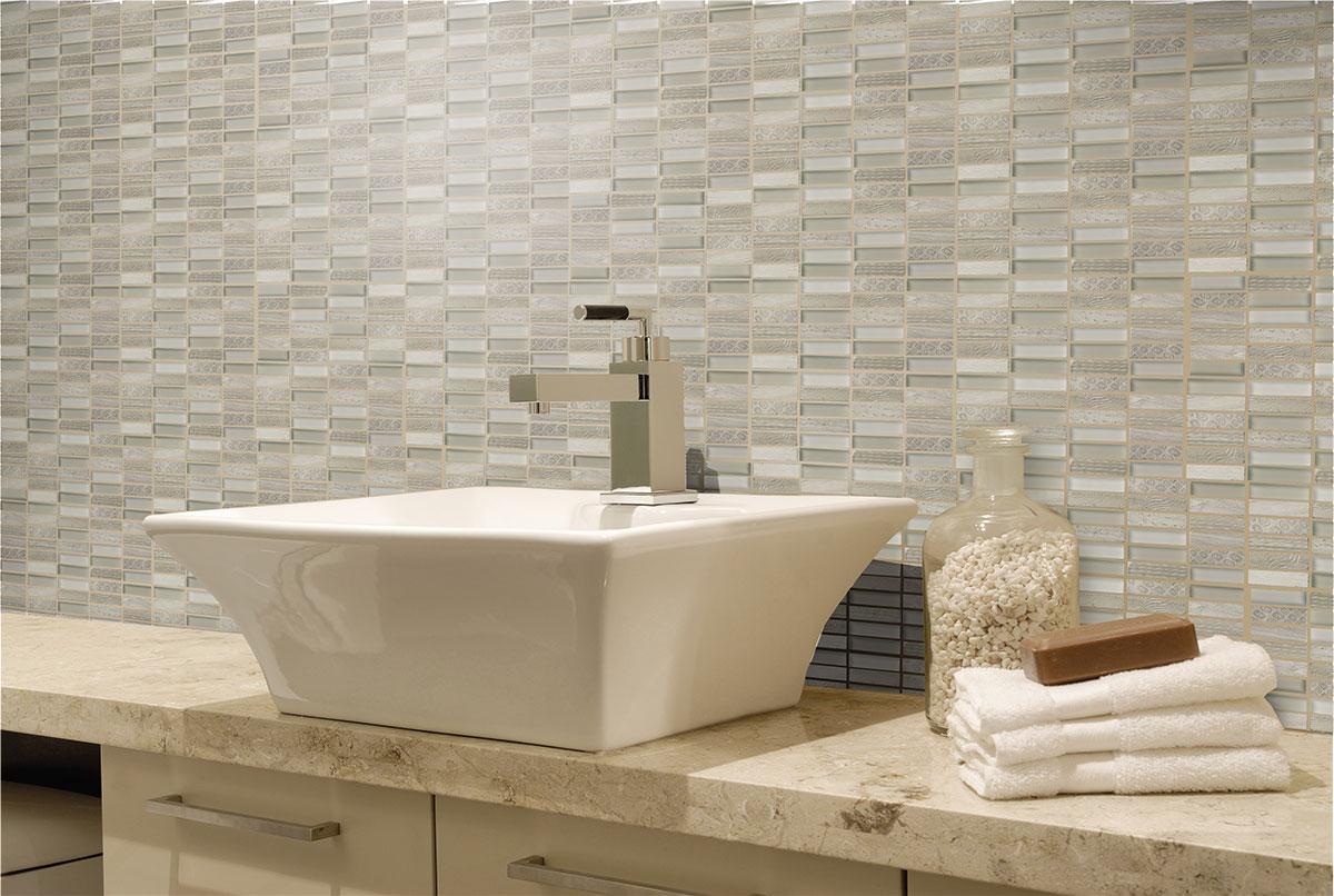 Future Mosaico - Le Pietre Wooden White
