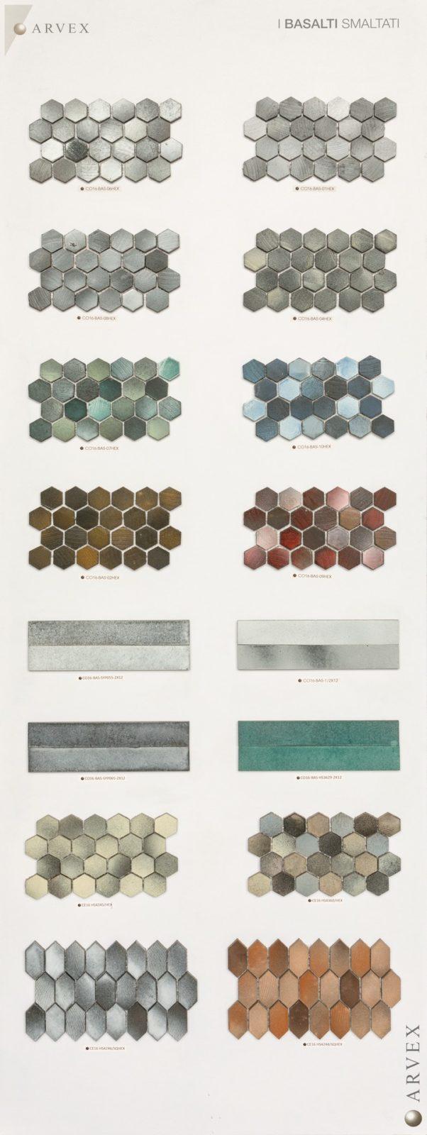 Mosaico - I Basalti Smaltati 01