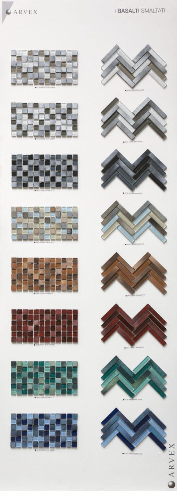 Mosaico - I Basalti Smaltati 02