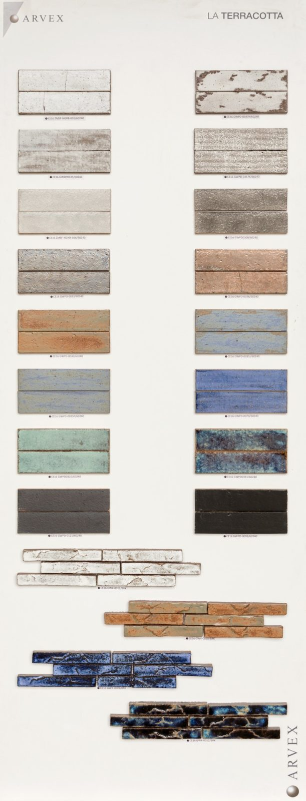 Mosaico - La Terracotta 01