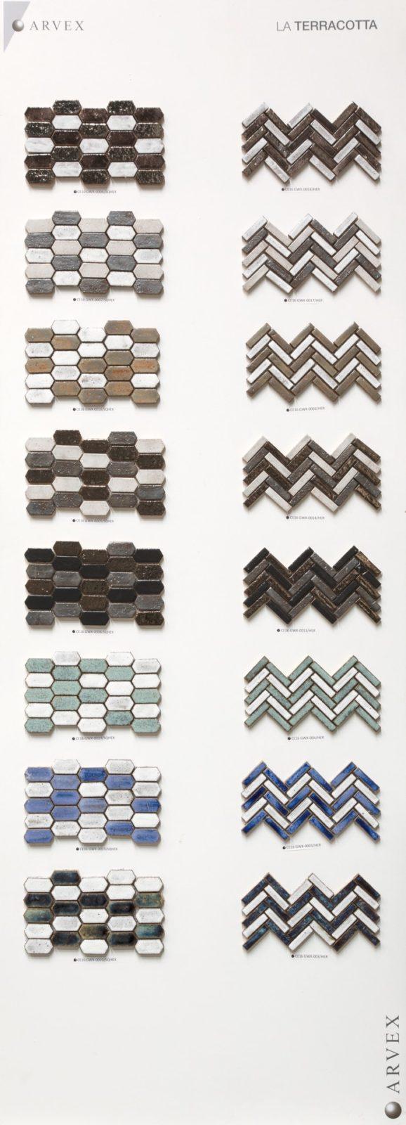 Mosaico - La Terracotta 02