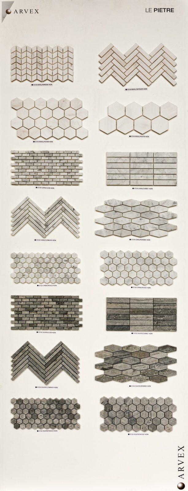 Mosaico - Le Pietre 05