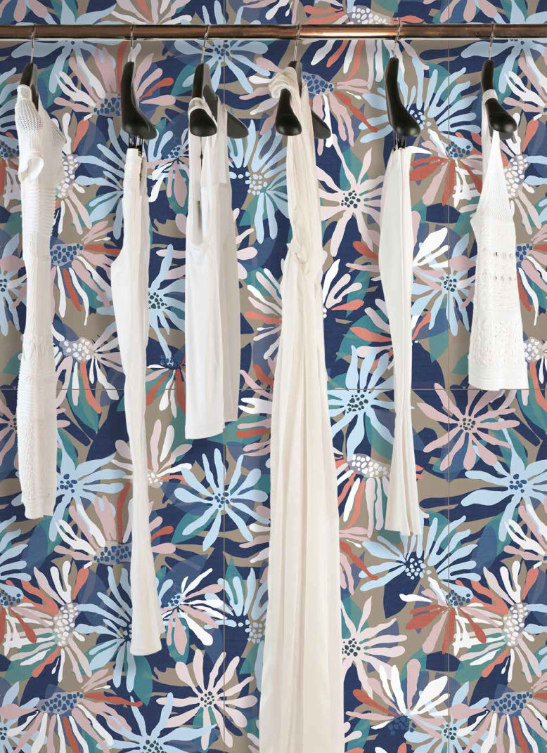 fashion wall 50 100cm botanic ambientes
