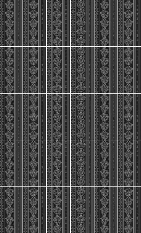fashion wall 50 100cm parigi graphic movement