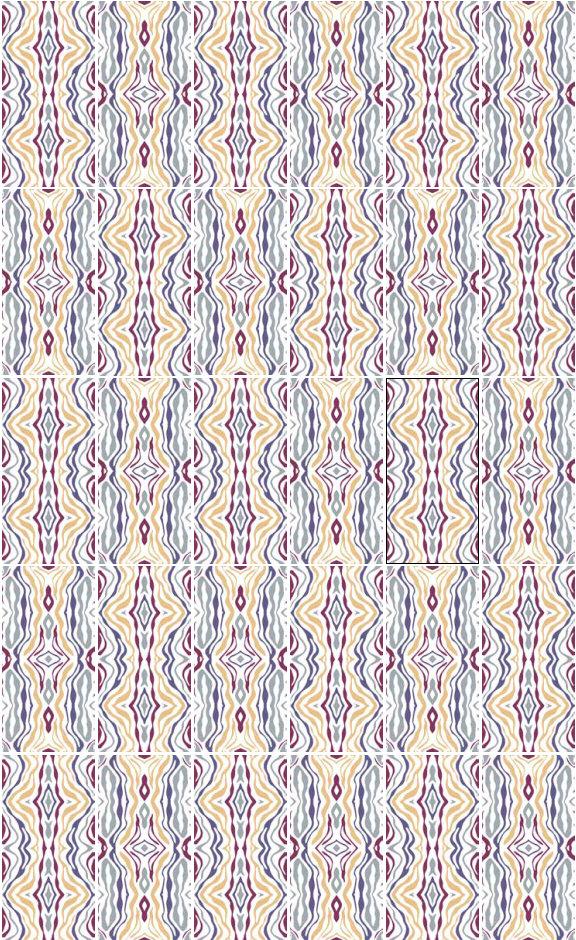 fashion wall 50 100cm trama graphic movement