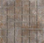 Luxe Mallas y Mosaicos-R Steeltech Oxido
